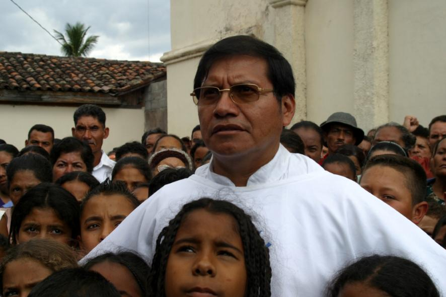 Father Andres Tamayo